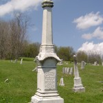 Zimmerman monument, Stoystown, PA