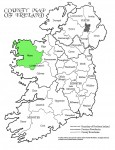 County Mayo, Republic of Ireland & counties of Ulster, British-held Northern Ireland, 2014