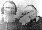 Daniel D. Brenneman & wife Susanna Beachy