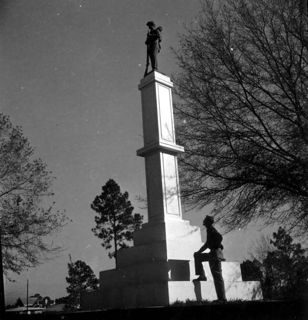 Lynn Haven's monument to Union Soldiers