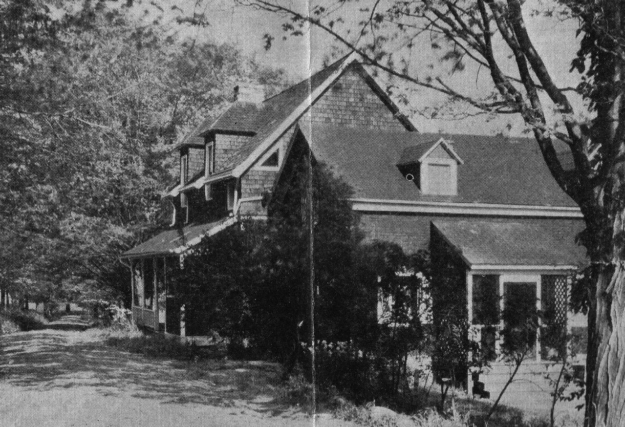 Main Caretaker's house (1950) Pine Springs Camp Jennerstown, PA