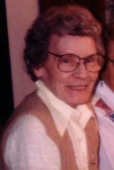 Edna I. Gray c. 1990